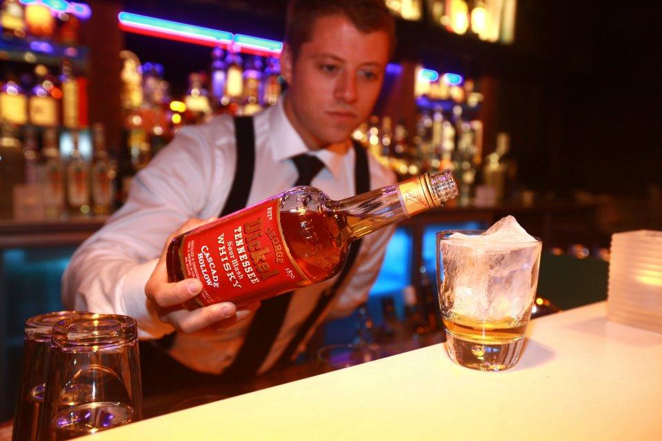 whiskey bartender for hire